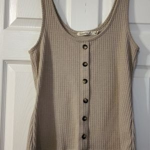 Liberty Love Tank Top Size Med